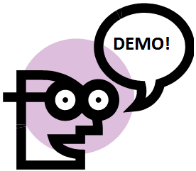 want demo