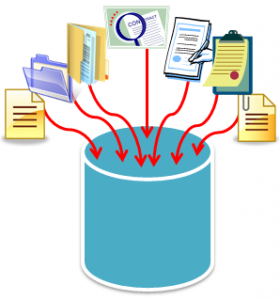 centralized files