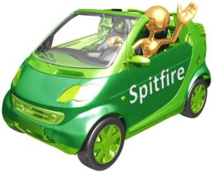 test drive Spitfire